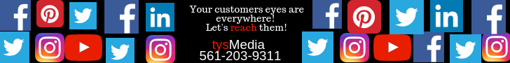 Your customers eyes are everywhere! Let us help you reach them